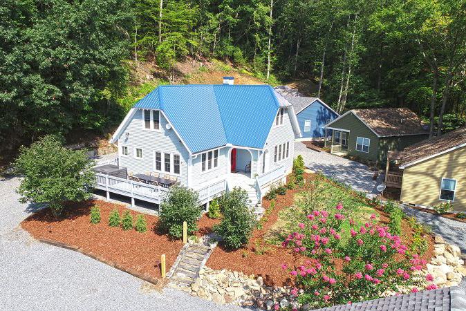 Mountain rental house
