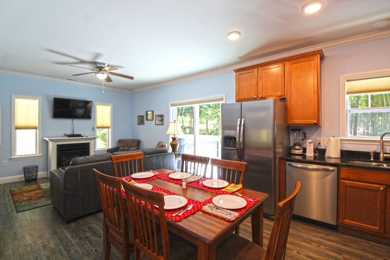 Bryson City vacation rental cottage