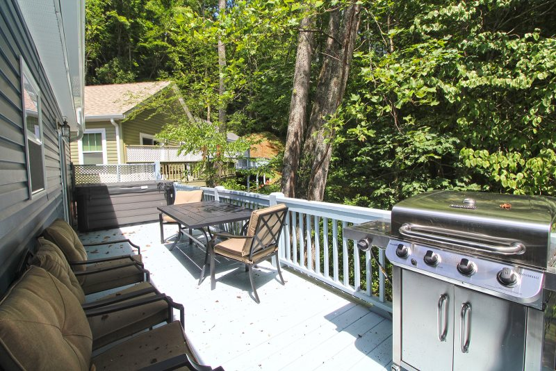 Smoky Mountain vacation home