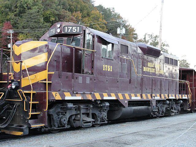 Smoky Mountain Railroad - Bryson City